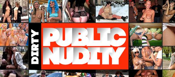 Dirty Public Nudity